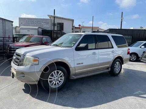 Ford Expedition Eddie Bauer 4x2 usado (2007) color Blanco precio $135,800
