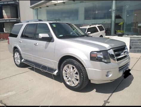 Ford Expedition LIMITED 4X2 5.4L V8 usado (2013) color Plata precio $279,000