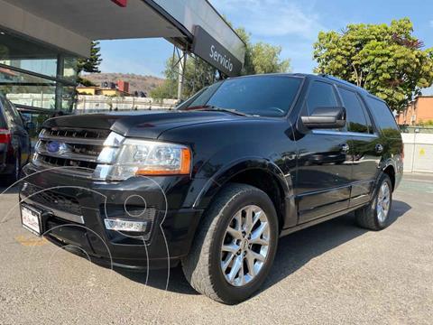 Ford Expedition Limited 4x2 usado (2015) color Negro precio $365,000