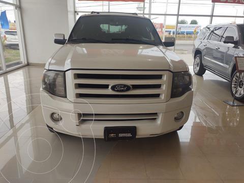 Ford Expedition Limited 4x2 usado (2010) color Blanco precio $230,000