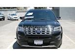 Foto venta Auto usado Ford Explorer 5 PTS. LIMITED, V6, TA, PIEL, QC, DVD, SYNC (2016) color Negro precio $470,000