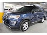 Foto venta Auto Seminuevo Ford Explorer 5 PTS. XLT, V6, TA, AE, 3ER. ASTO., SYNC (2017) color Azul Cosmos precio $540,000