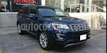 Foto venta Auto usado Ford Explorer 5p Limited V6/3.5 Aut (2017) color Azul precio $539,000