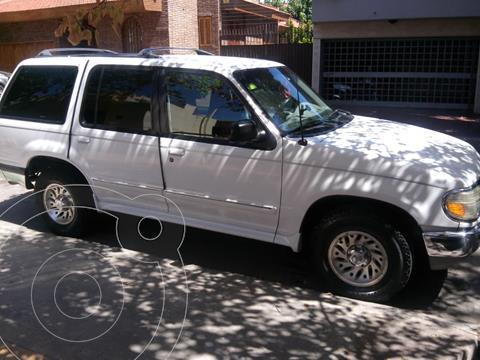 Ford Explorer XLT 4x2 usado (1998) color Blanco precio $1.350.000