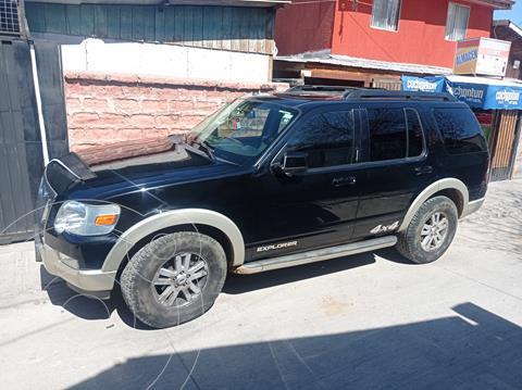 Ford Explorer 4.0L Eddie Bauer 4x4 usado (2011) color Negro precio $12.000.000