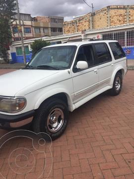 Ford Explorer 4.0 V6 4X4 Aut 5P usado (1998) color Blanco precio $19.000.000