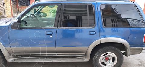 Ford Explorer XLT 4x4 t-a usado (1998) color Azul precio u$s6.200