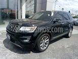 Foto venta Auto Seminuevo Ford Explorer Limited 4x2 3.6L  (2017) color Negro precio $549,000