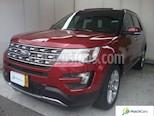 Foto venta Carro usado Ford Explorer Limited 4x4  (2016) color Rojo Rubi precio $97.990.000