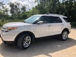 Foto venta Auto usado Ford Explorer Limited 4x4  (2012) color Blanco Platinado precio $275,000