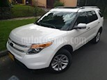 Foto venta Carro Usado Ford Explorer Limited Aut (2014) color Blanco