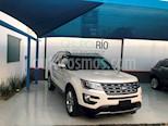 Foto venta Auto usado Ford Explorer Limited (2016) color Blanco precio $468,000