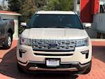 Foto venta Auto nuevo Ford Explorer Limited color Blanco Platinado precio $799,700