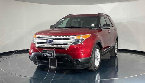 Ford Explorer XLT Tela usado (2013) color Beige precio $239,999