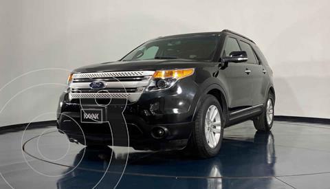 Ford Explorer XLT Base Piel usado (2013) color Blanco precio $269,999