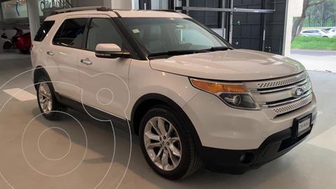 Ford Explorer Limited 4x4  usado (2013) color Blanco precio $285,000