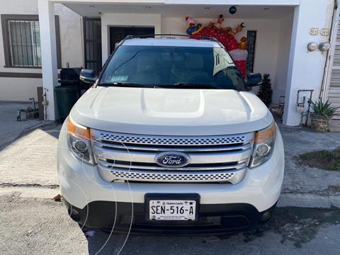 Ford Explorer XLT Base  usado (2011) color Blanco precio $220,000