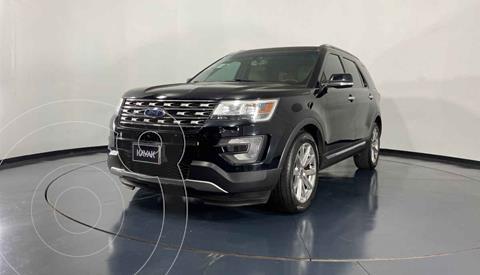 Ford Explorer Limited usado (2016) color Negro precio $397,999