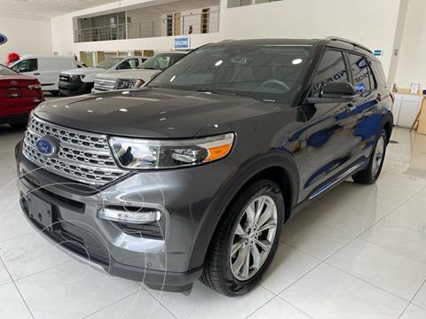 Ford Explorer Limited usado (2020) color Gris precio $899,900