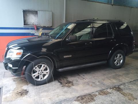 Ford Explorer XLT 4x2 4.0L  usado (2008) color Negro precio $135,000