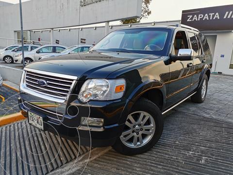 Ford Explorer Blindada usado (2009) color Negro precio $210,000