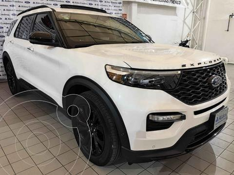 Ford Explorer ST  usado (2021) color Blanco precio $988,000