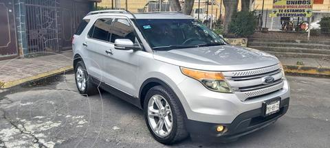 Ford Explorer Limited usado (2014) color Plata precio $275,000