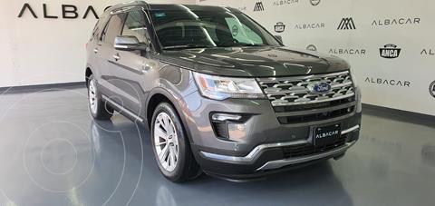 Ford Explorer Limited usado (2019) color Gris precio $679,900