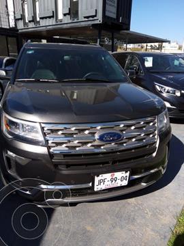 Ford Explorer Limited  usado (2018) color Gris Oscuro precio $564,000