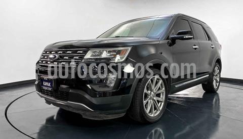 Ford Explorer Limited  usado (2016) color Negro precio $389,999