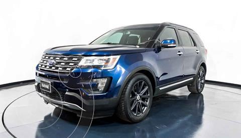 Ford Explorer Limited usado (2016) color Azul precio $402,999