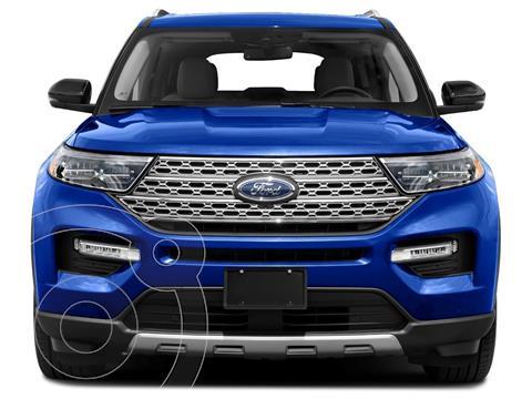 Ford Explorer ST  nuevo color Rojo financiado en mensualidades(mensualidades desde $18,329)