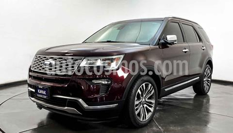 Ford Explorer Platinum 4x4 usado (2019) color Blanco precio $772,999