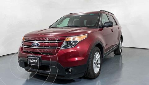 Ford Explorer XLT Base  usado (2013) color Rojo precio $247,999