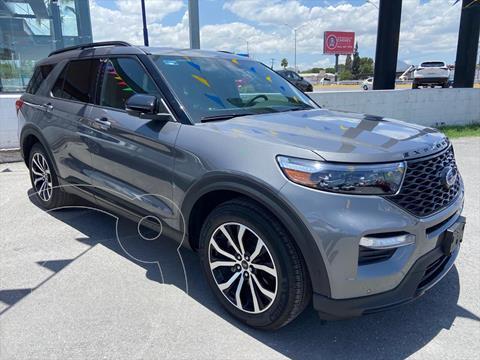 Ford Explorer ST  usado (2021) color Gris Oscuro precio $999,000