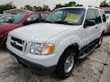 Foto venta Auto usado Ford Explorer Sport 4x2 (2001) color Gris precio $62,500