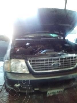 Ford Explorer 2 Ptas. 4x2 usado (2006) color Plata precio u$s3.300