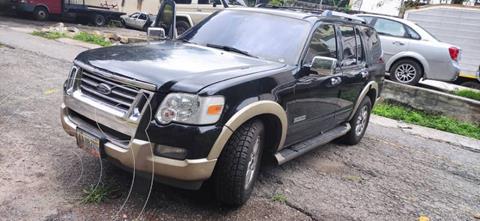 Ford Explorer Eddie Bauer usado (2008) color Negro precio u$s3.900