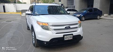 Ford Explorer Limited 4.6L Aut usado (2012) color Blanco Perla precio u$s12.700