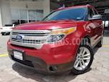 Foto venta Auto usado Ford Explorer XLT 4x2 4.0L  (2011) color Rojo Fuego precio $209,000