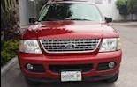 Foto venta Auto usado Ford Explorer XLT 4x2 4.0L  (2004) color Rojo precio $83,000