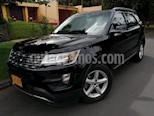 Foto venta Carro Usado Ford Explorer XLT 4x2 (2016) color Negro precio $89.900.000