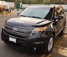 Foto venta Auto usado Ford Explorer XLT 4x4 (2013) color Negro precio u$s27,500