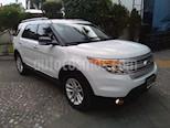 Foto venta Auto usado Ford Explorer XLT Base Plus  color Blanco Sueco precio $270,000