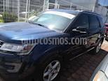 Foto venta Auto usado Ford Explorer XLT Base  (2017) color Azul precio $415,000