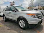 Foto venta Auto usado Ford Explorer XLT Base  (2011) color Plata precio $205,000