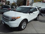 Foto venta Auto Seminuevo Ford Explorer XLT Base (2013) color Blanco precio $281,000