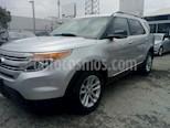 Foto venta Auto usado Ford Explorer XLT Base (2013) color Plata precio $260,000