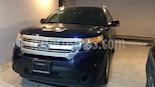Foto venta Auto usado Ford Explorer XLT Piel (2011) color Azul precio $207,000