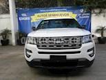 Foto venta Auto Seminuevo Ford Explorer XLT Tela (2016) color Blanco Platinado precio $355,000